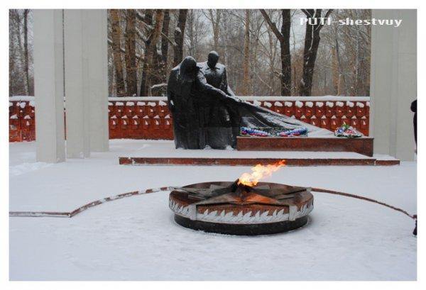 Второй Вечный огонь Тюмени