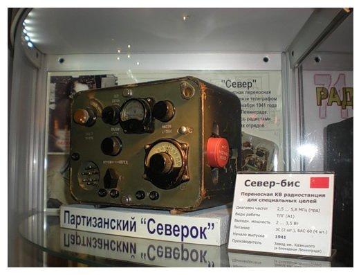 Радиостанции спецназа ГРУ