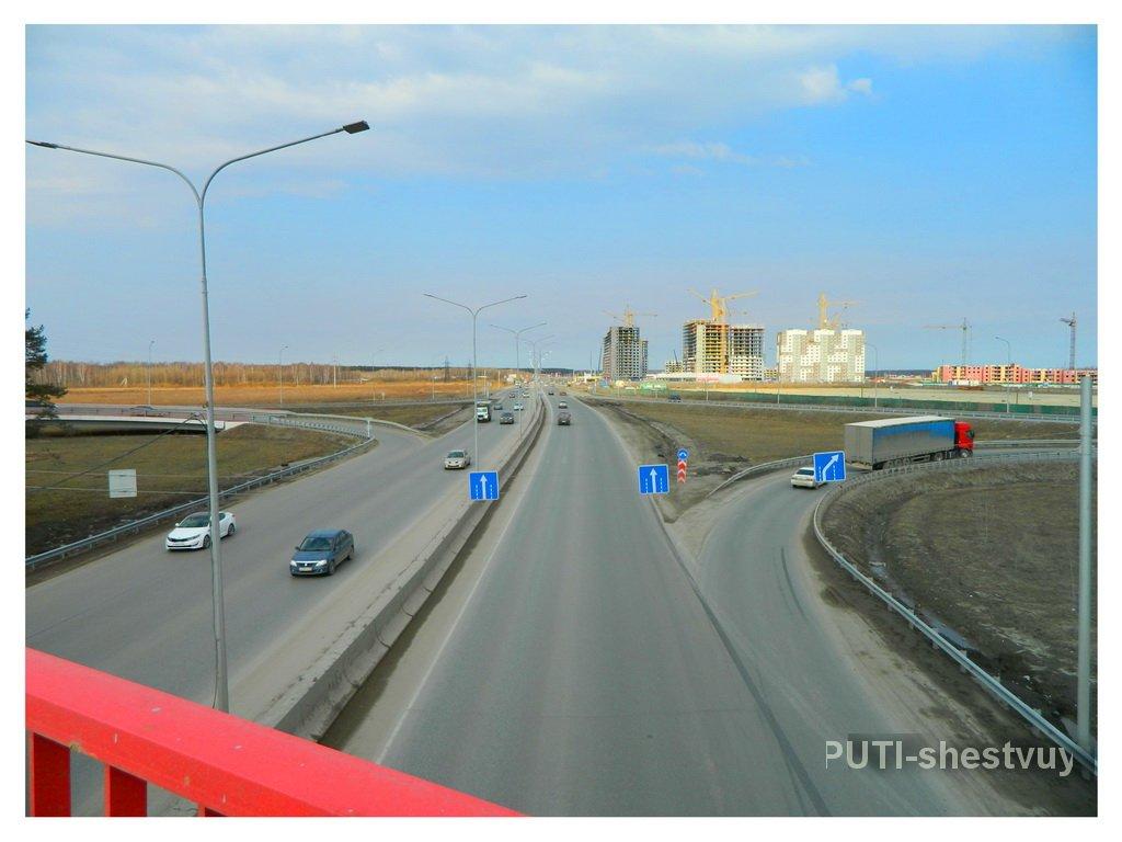 казанская кольцевая автодорога схема строительства