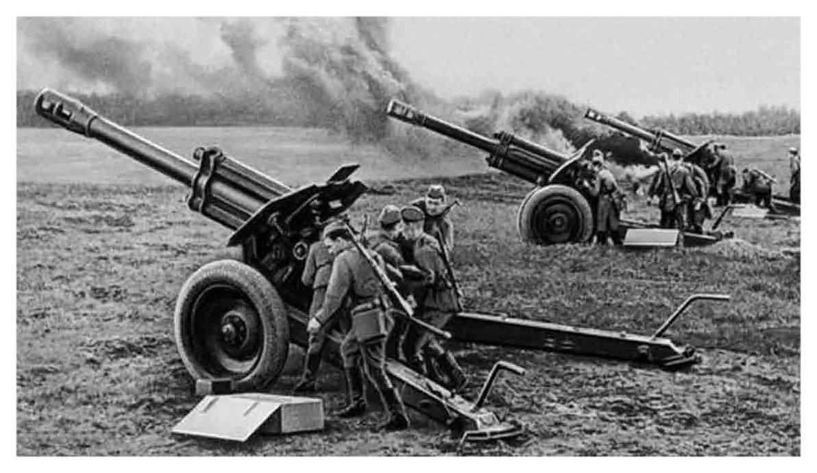 история 3-я артиллерийская дивизия ргк
