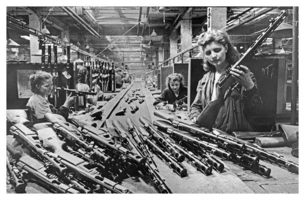 Киевский завод на тюменской земле