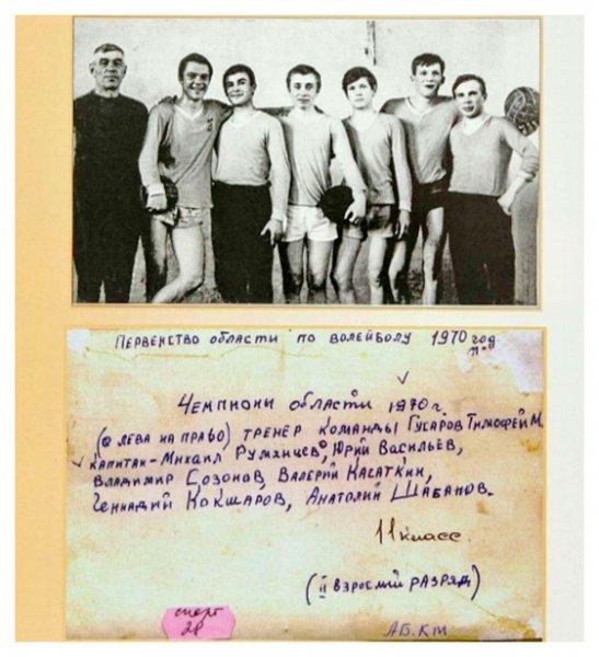 Из истории абатского спорта