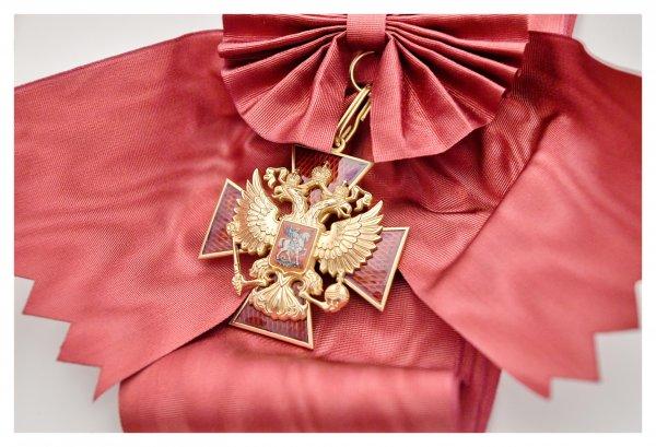 Два ишимца - кавалеры ордена «За заслуги перед Отечеством»