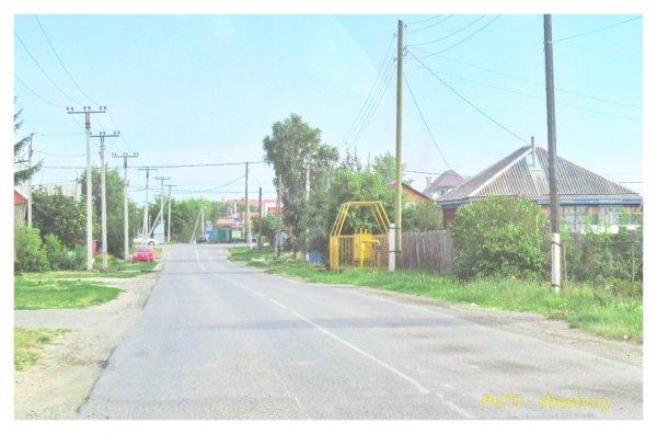 Улица Героя Ражева до 1965 года была Широкой