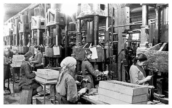 Промышленные предприятия Курганской области в годы Великой Отечественной войны